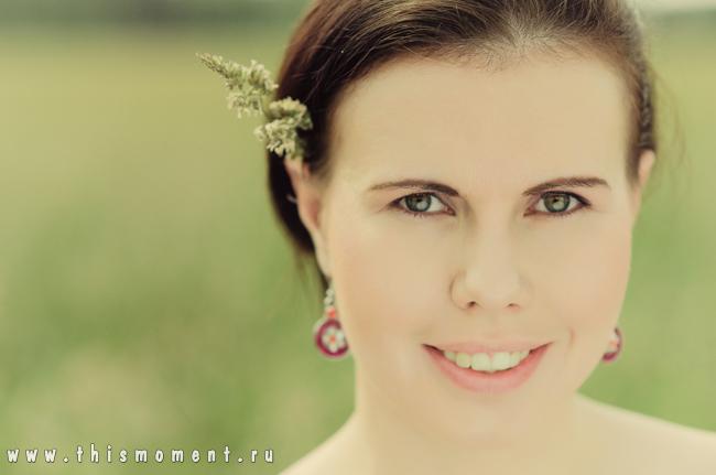 Портрет на природе