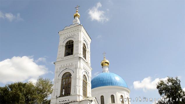 Церковь Саввино