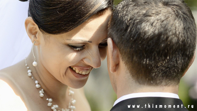 Влюбленная невеста