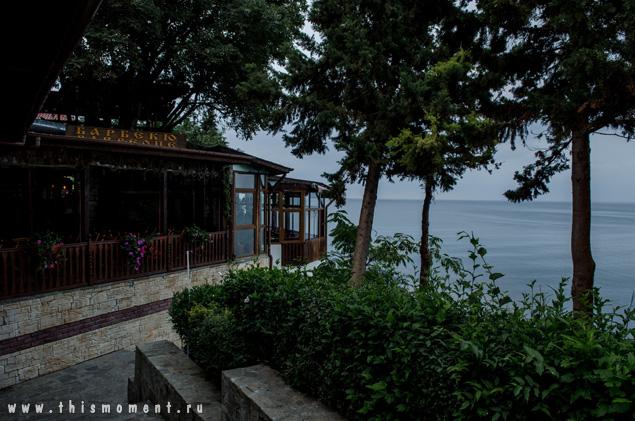Прибрежные рестораны