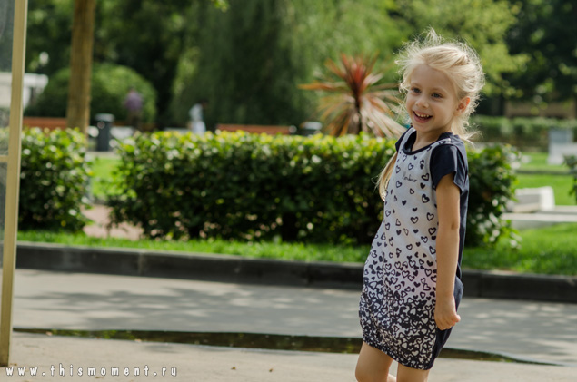 Фотопрогулка в парке
