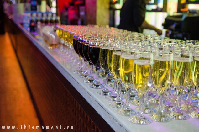 Напитки для гостей